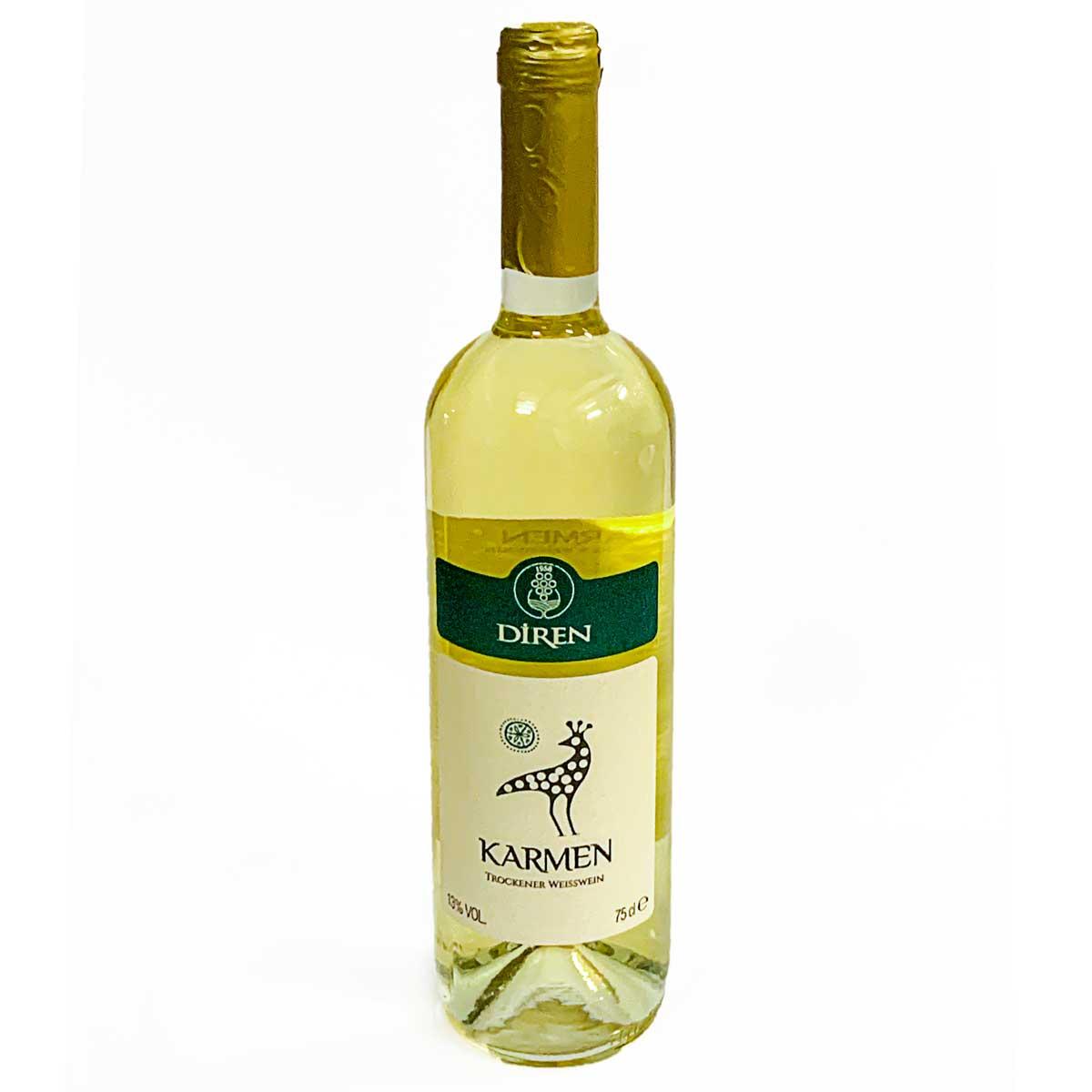 Diren ~ Karmen ~ Narince Chardonnay
