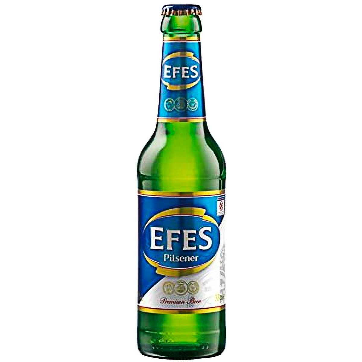 EFES Pilsener ~ türkisches Bier ~ 0,33l