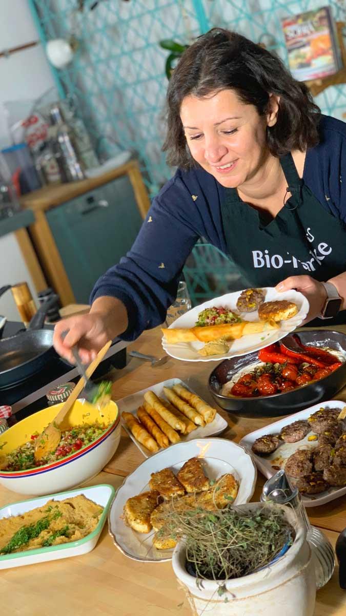 digitale, türkische, türkisch, Küche, Kochen, Online Kochkurse, Online-Kochkurse, virtuelle Events, Kochkurs,