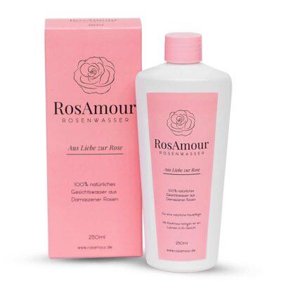 RosAmour ~ Rosenwasser ~ 250 ml