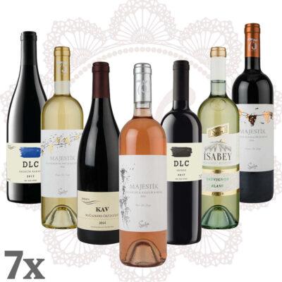 Sevilen und Doluca ~ Weinpaket