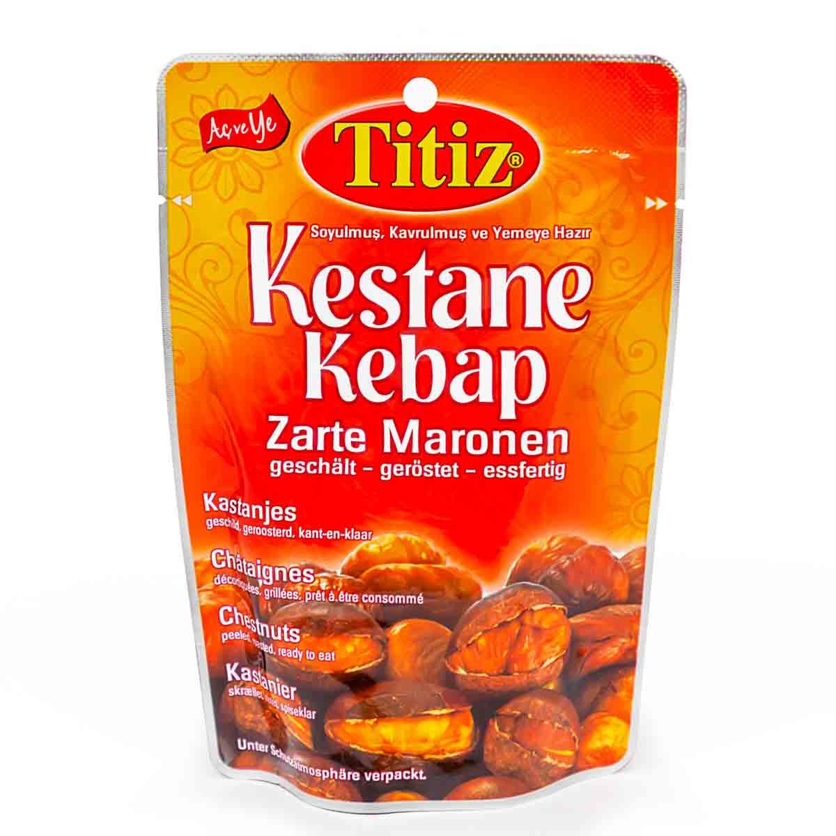Titiz ~ Kestane Kebap ~ Zarte Maronen