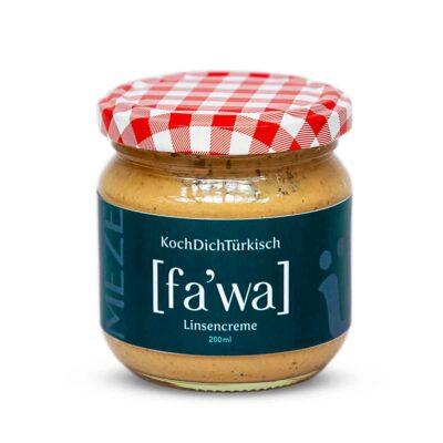 MEZE ~ Fava [fa'wa] – Linsencreme von KochDichTürkisch - Tapas - Antipasti - vegetarisch