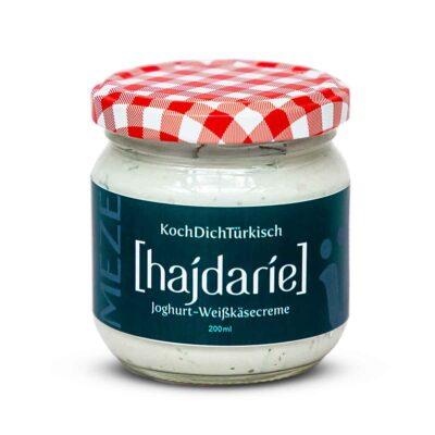 MEZE ~ [hajdarie] – Joghurt-Weißkäsecreme von KochDichTürkisch