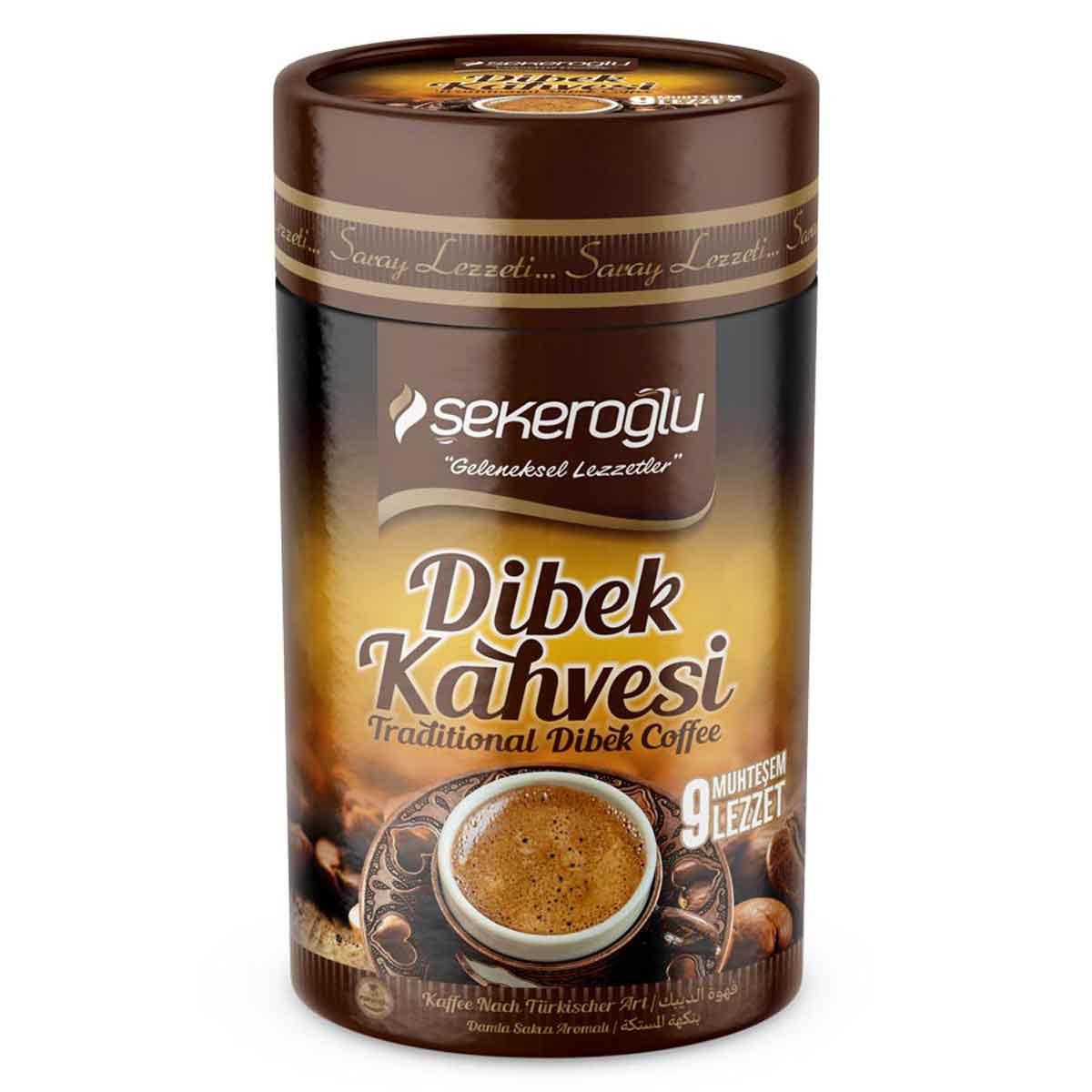 Şekeroğlu ~ türkischer Dibek Kaffee ~ Dibek Kahvesi