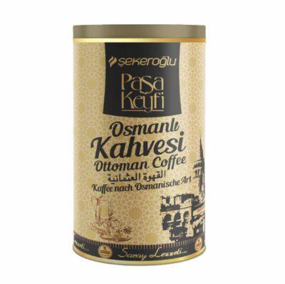 Şekeroğlu ~ Osmanischer Kaffee ~ Osmanlı kahvesi