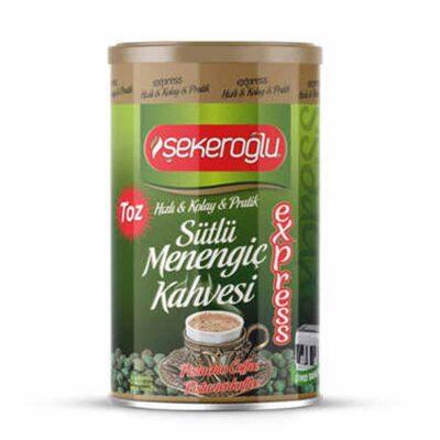 Şekeroğlu - Pistazien-Kaffee mit Milch - Sütlü menengiç kahvesi