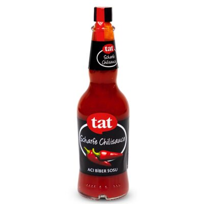 TAT ~ scharfe Chilisauce – Acı sos