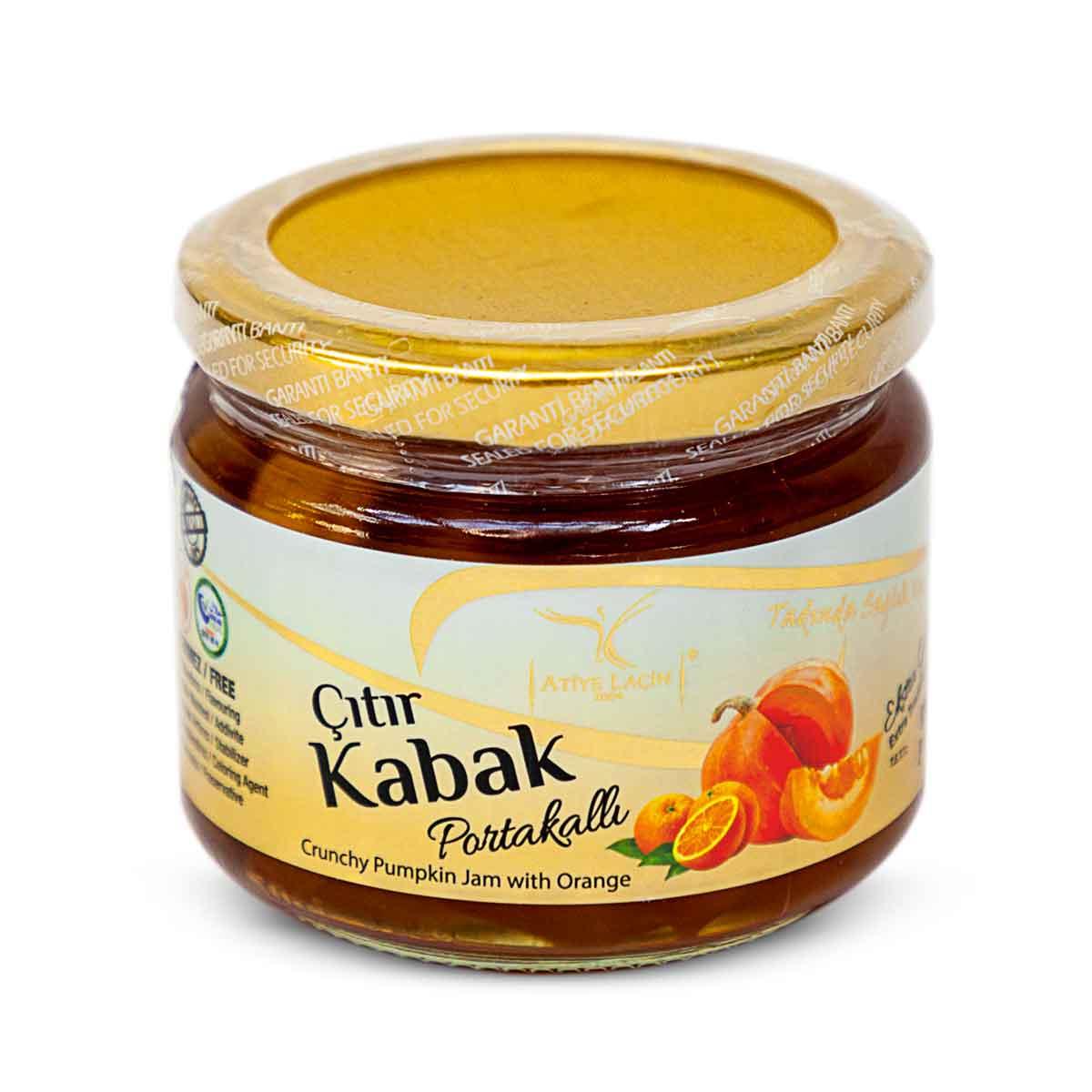 Atiye Lacin - Kürbis Marmelade - kabak reçeli