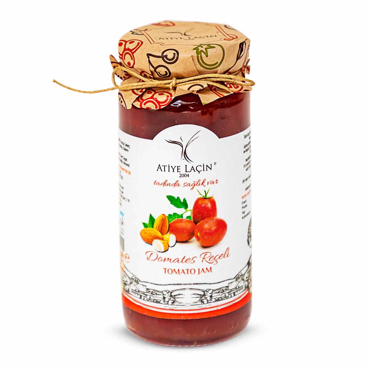 Atiye Lacin ~ Tomaten Marmelade ~ domates reçeli