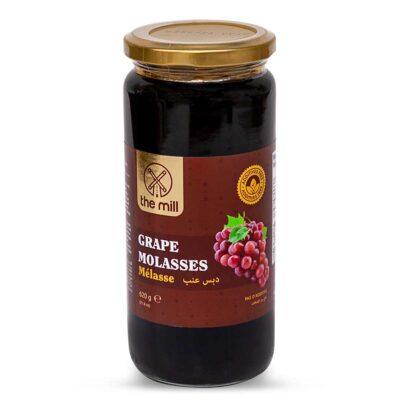 the mill pekmez grape molasses 620g front