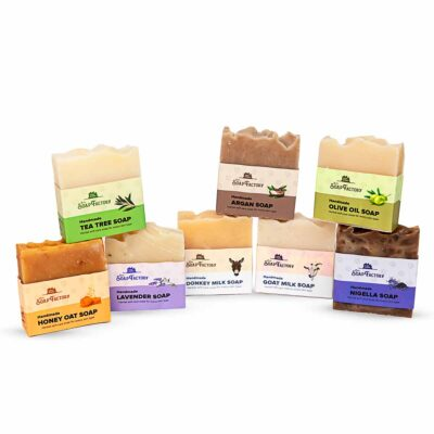 Seife aus der Seiden-Serie - sabun ipek serisi