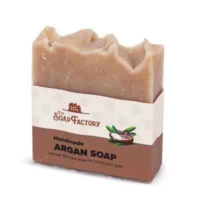 the soap factory seidenseifen argan front