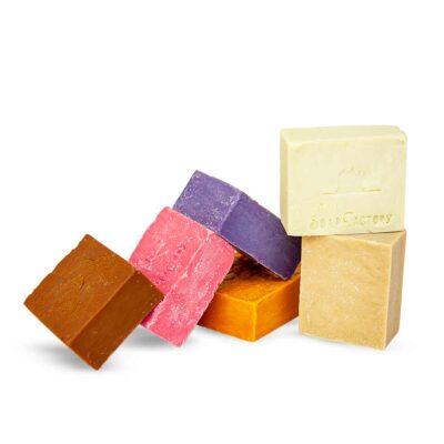 the soap factory seifen allesorten ausgepackt