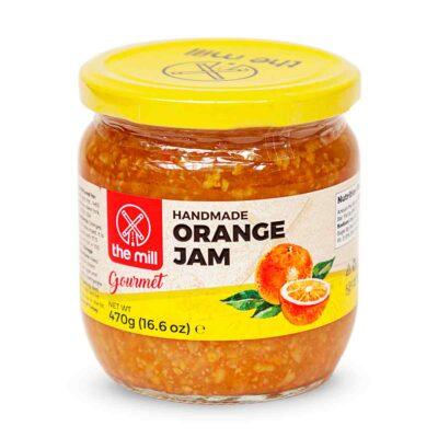The Mill - Orangenmarmelade - Portakal Reçeli, mit Schale, türkische Marmelade, mit Stückchen, Stickig, lecker, cremig, sonnengereifte, Orangen, typisch, traditionell, Orange Jam, Turkish