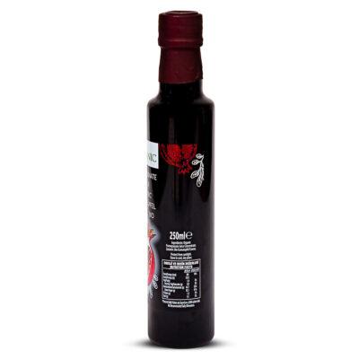 benorganic nar granatapfelsirup 250ml seite1