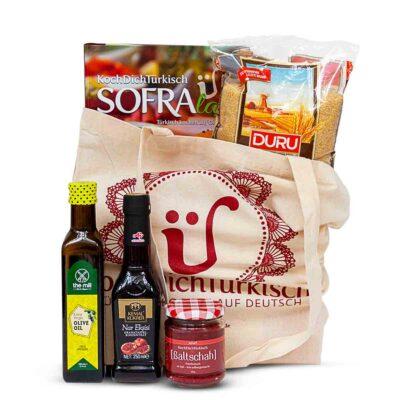Türkenbeutel - Bulgursalat & Kochbuch SOFRAlar