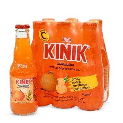 KINIK 1952 ~ Mandalina Gazozu ~ Mandarinen Soda aus Bursa