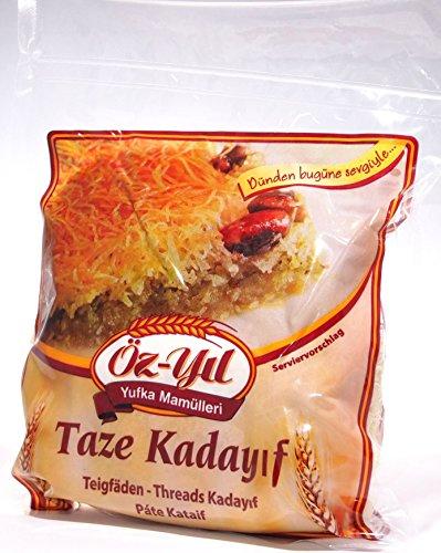 ÖZ-YIL - Frische Teigfäden - Engelshaar ~ taze Kadayif