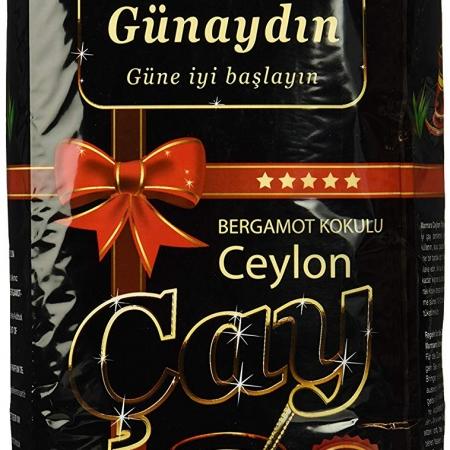 Marmara - Günaydin Earl Grey Schwarzer Ceylon Tee 2er Pack