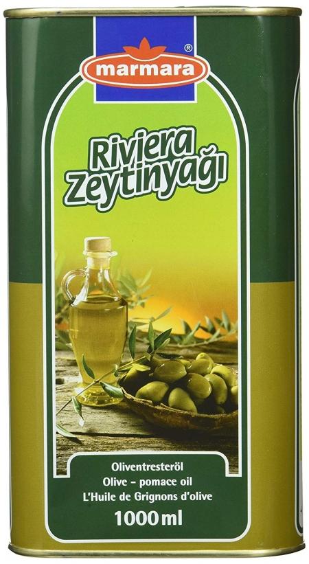 Marmara Riviera Oliventresteröl 3er Pack (3 x 1 l)