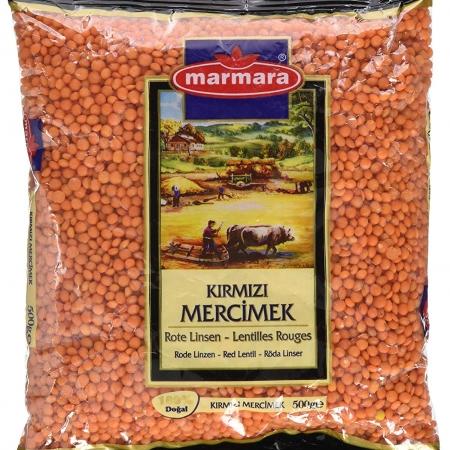 MARMARA ~ Rote Linsen im 4er Pack