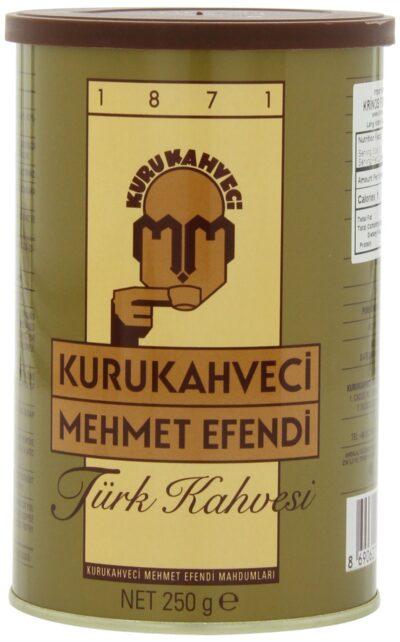 Trkischer Kaffee Kurukahveci Mehmet Efendi Mokka 250g 2 er Pack B0049SV1K2